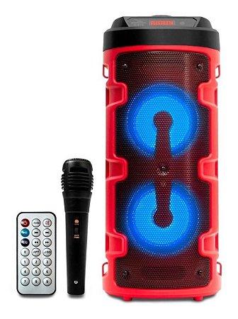 Caixa De Som Grasep D-s14 Portátil Com Bluetooth