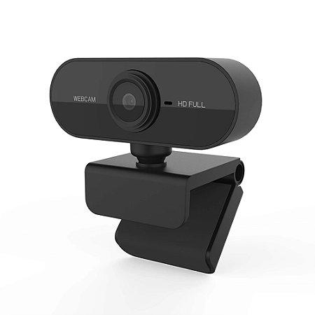 WEBCAM HD 1080P Webcam CMOS 30FPS C/ MICROFONE