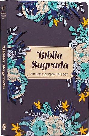 Bíblia Sagrada ACF - Jardim