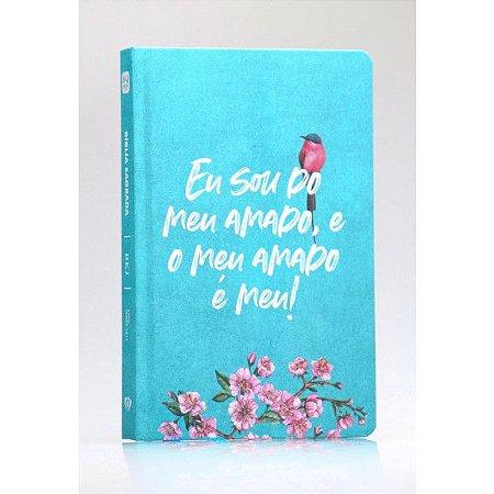 Bíblia Sagrada   NVI   Letra Normal   Capa Dura/Soft Touch   Meu Amado