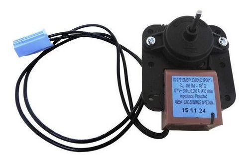 Motor Ventilador Geladeira Bosch Kdn42 Kdn43 Kdn47 127 Volts