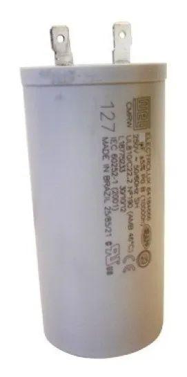 Capacitor 35uf 250v Com Terminais Weg