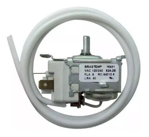 Termostato Brastemp Refrigerador Duplex Rc94012-6 300l 440l 430l 440l