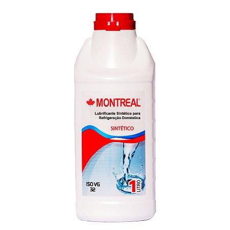 Óleo Montreal Para Refrigeração Compressor R134 R12
