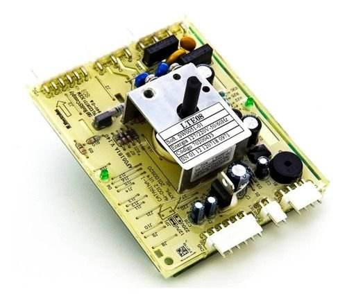 Placa Potencia Lavadora Turbo 8kg Electrolux Lte08 70200433 Original