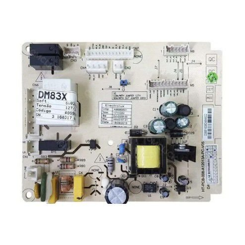 Placa Potência Geladeira Electrolux Dm83x ERF2510 A96969502 Original