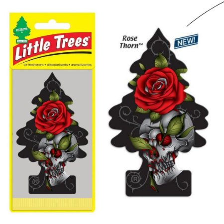 Little Trees Rose Thorn