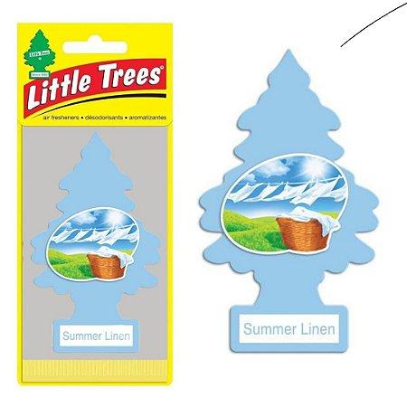 Little Trees Summer Linen