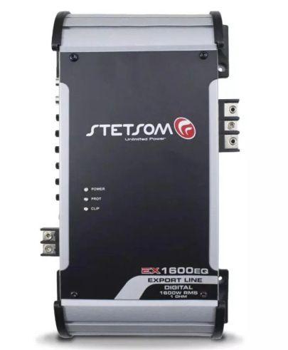 Módulo Amplificador Stetsom EX 1600 EQ  (1 Ohm)