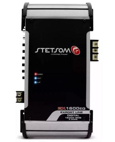 Módulo Amplificador Stetsom EX 1600 EQ (2 Ohms)