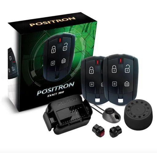 Alarme Automotivo Positron EX360