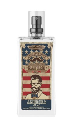 Aromatizante Natuar Men America 45ml