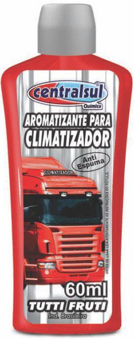 Aromatizante para climatizador Tutti Frutti 60ml