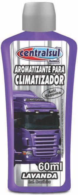 Aromatizante para climatizador Lavanda 60ml