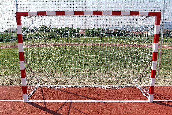 Par Rede Handball  Fio 4mm México Cortina Nylon