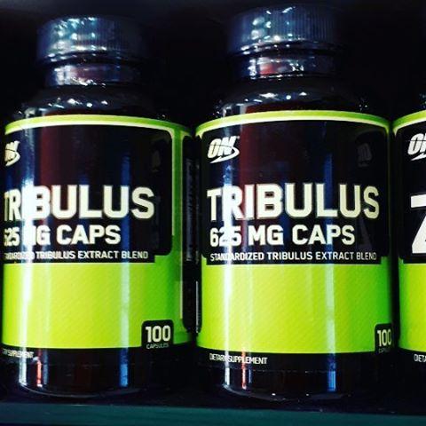 2 OPTIMUM NUTRITION TRIBULUS 625  100 CAPS