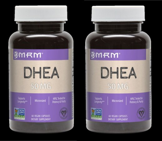 2 Mrm Micronized Dhea 50mg 90 caps