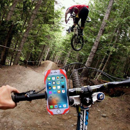 Suporte de celular para guidão