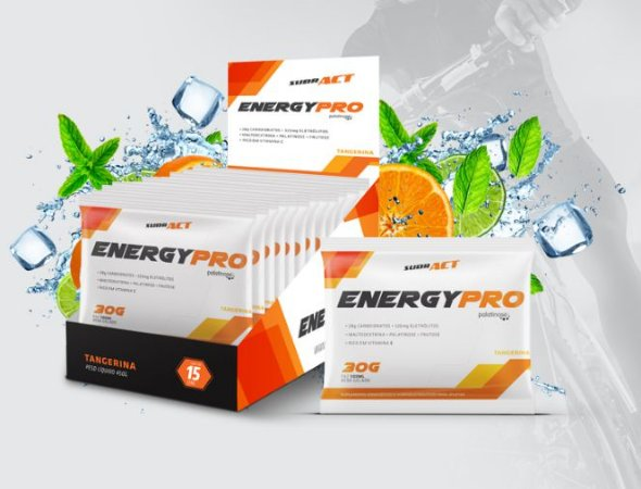 Isotônico EnergyPro Sudract