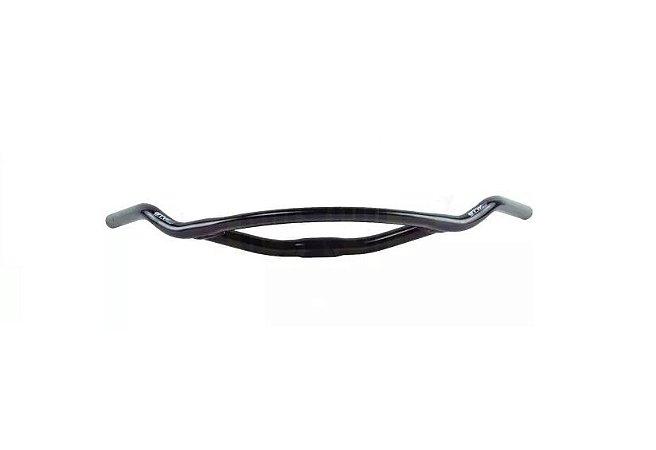 Guidão Bicicleta Alumínio Tipo 2 barras Caiçara Chopper