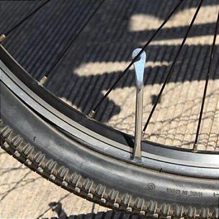 Espátula Para Tirar Pneu Bike Bicicleta Ferramenta Kenli