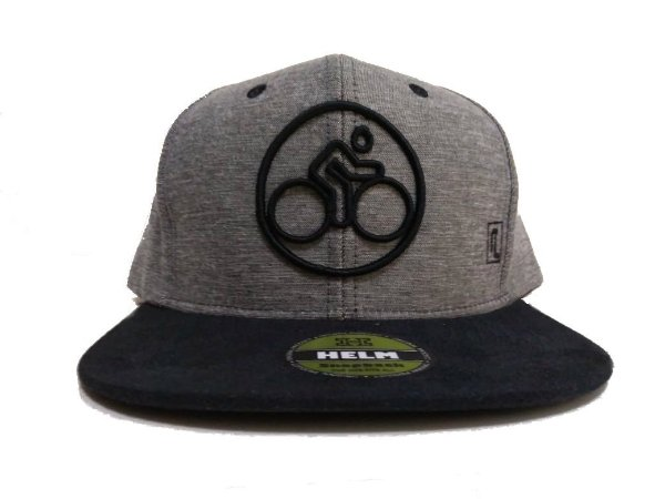 Boné Aba Reta curvada Snapback Recycle sports