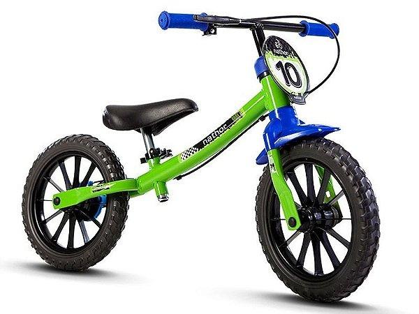 Bicicleta Balance Bike infantil Nathor aro 12