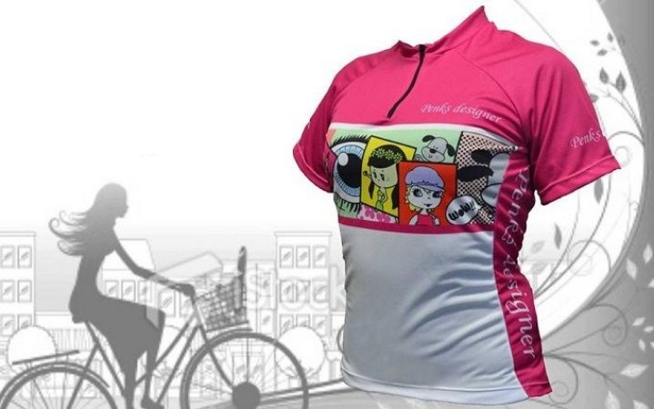 Camisa Penks Baby Ciclismo