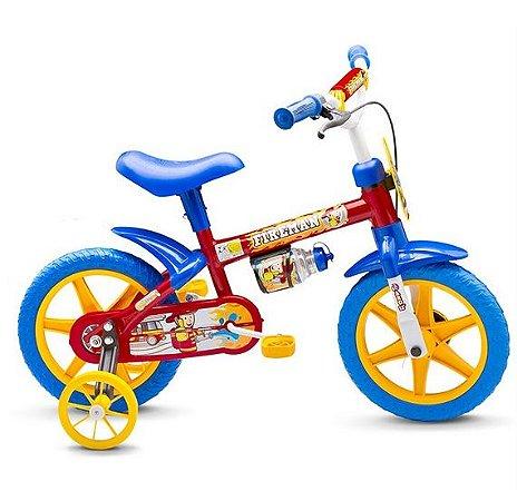 Bicicleta Nathor Aro 12 Masculina Fireman