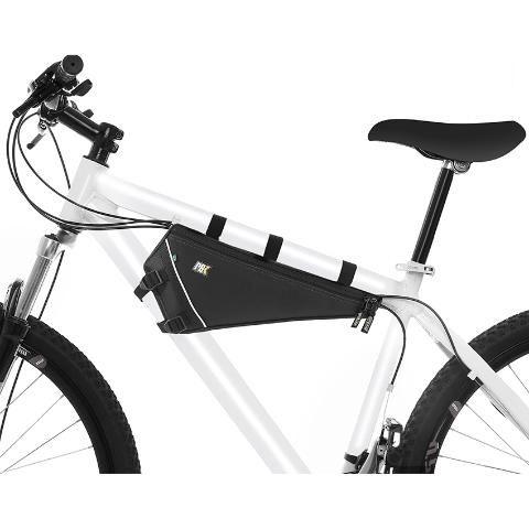 Bolsa De Quadro Turbo para cicloaventuras