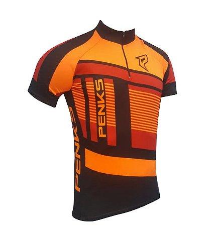 Camisa Penks New Lumina Verde Ciclismo Mtb Speed