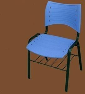 2A - Cadeira fixa ISO com gradil