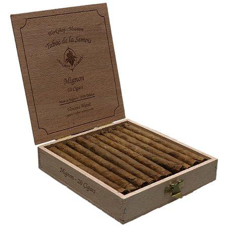 Cigarrilha Semois Mignon - Caixa 20
