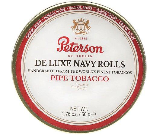 De Luxe Navy Rolls
