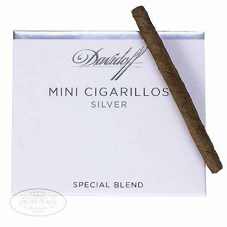 Davidoff - Mini Cigarrillos Silver