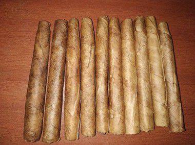 Kit 10 Charutinhos Dalberto