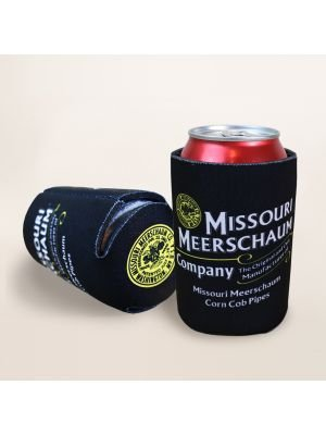 Missouri Meerschaum Black Koozie