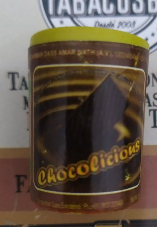 Rapé Indiano Chocolicius 8grs