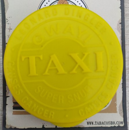 Rapé Indiano Taxi