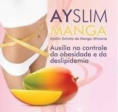 Ayslim - Manga Africana 500mg