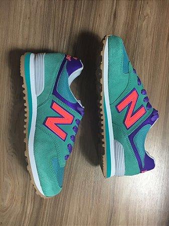 Tênis New Balance Verde - Inspired 1 Linha