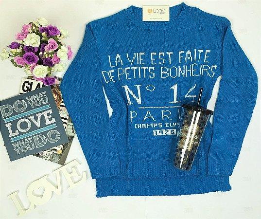 Blusa De Tricot - Paris Nº 14
