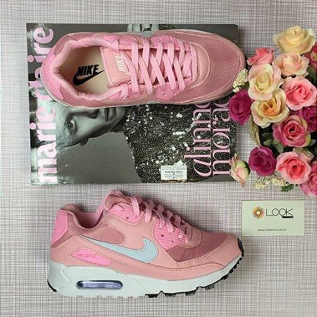 Tênis Air Max Rosa - Nike Inspired
