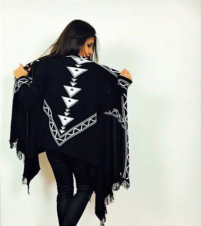 Kimono Étnico Fashion