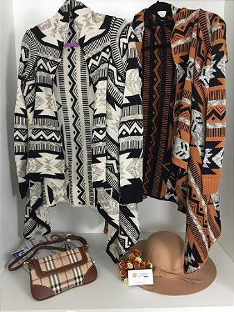Kimono Étnico Glamour M