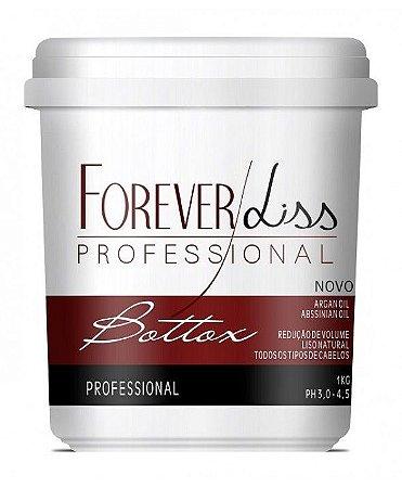 Forever Liss Btx Argan Oil Alisa Reduz Volume 1Kg