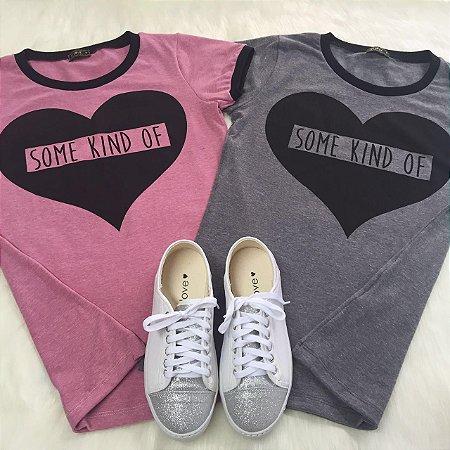 T-Shirt Love Estonada