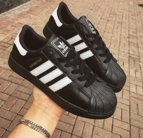 c727891f6e5 Tênis Adidas Superstar P P - Inspired - Look Store