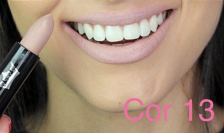 Batom Queen Makeup Matte - Cor 13