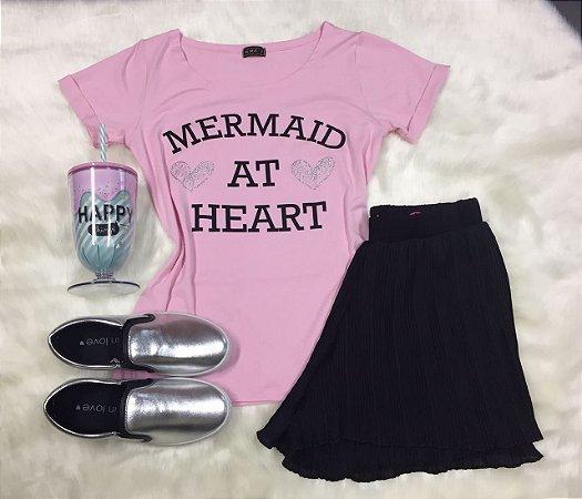 Tee Shirt Mermaid
